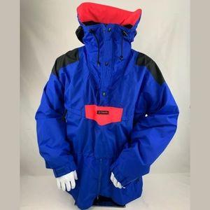 Vintage Men's Columbia Ski Snowboard Jacket Size M